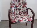 Stuhl mit Q2 von Rohleder