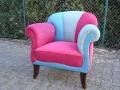 kleiner Sessel auf Kundenwunsch