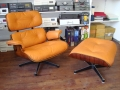 .vitra Lounge Chair & Ottoman, Charles & Ray Eames, 1956
