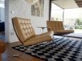 """Walter Knoll """"Barcelona Chair"""", Design von Mies van der Rohe"""