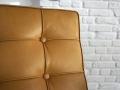 """Walter Knoll """"Barcelona Chair"""" Detailansicht, Design von Mies van der Rohe"""